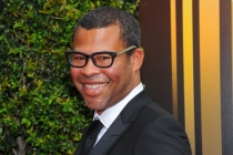 Jordan Peele on the Red Carpet at the 2015 Creative Arts Emmys.