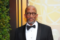 Reg E. Cathey arrives on the red carpet at the Creative Arts Emmy Awards 2015.