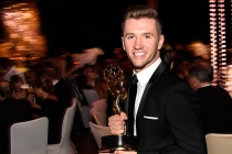 Travis Wall at the 2015 Creative Arts Ball.