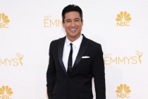 Mario Lopez arrives at the 66th Emmys.