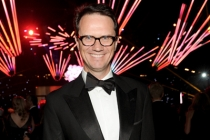 Peter Rice at the 66th Emmys Governors Ball.
