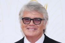 Michael Harney on the red carpet at the 67th Emmy Awards.