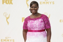Retta on the red carpet at the 67th Emmy Awards.