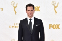Matt McGorry on the red carpet at the 67th Emmy Awards.