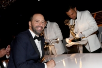 Tony Hale at the 67th Emmys Governors Ball.