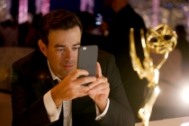 Carson Daly at the 67th Emmys Governors Ball.