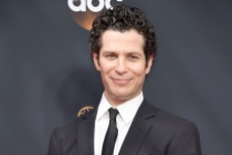 Thomas Kail the red carpet at the 2016 Primetime Emmys.