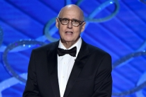 Jeffrey Tambor presents at the 2016 Primetime Emmys.