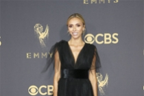 Giuliana Rancic on the red carpet at the 69th Primetime Emmy Awards