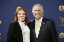 Stacey Weitzman and Henry Winkler