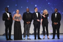 Sterling K. Brown, Kristen Bell, Tituss Burgess, Andy Samberg, Kate McKinnon, Kenan Thompson