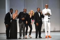 Sterling K. Brown, Kristen Bell, Tituss Burgess, Kate McKinnon, Kenan Thompson, RuPaul Charles