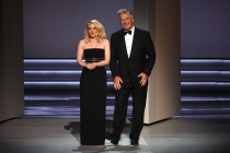 Kate McKinnon and Alec Baldwin