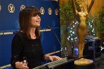 Television Academy governor Gail Mancuso at the directors nominee reception, September 13, 2016, at the Directors Guild of America headquarters in Los Angeles, California.