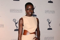 Danai Gurira at An Evening with The Walking Dead.