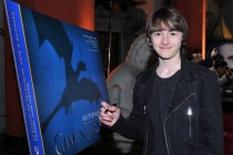 Isaac Hempstead Wright at An Evening with Game of Thrones.