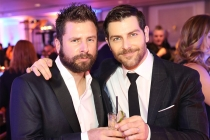 James Roday, David Giuntoli, 12th Television Academy Honors