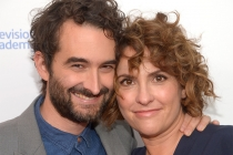 Actor Jay Duplass and creator Jill Soloway of Transparent arrive at the Eighth Annual Television Academy Honors, May 27 at the Montage Beverly Hills.Actor Jay Duplann and producer
