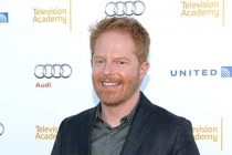 Jesse Tyler Ferguson arrives at the Performers Peer Group nominee reception in West Hollywood.