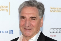 Jim Carter arrives at the Performers Peer Group nominee reception in West Hollywood.