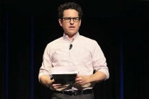 J.J. Abrams onstage at Transparent: Anatomy of an Episode, March 17, 2016 in Los Angeles.