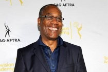 Joe Morton of Scandal arrives at Dynamic and Diverse: A 66th Emmy Awards Celebration of Diversity at the Television Academy in North Hollywood, California.