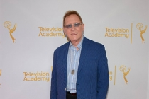 Joe Tremaine arrives at the Choreographers Nominee Reception in North Hollywood, California.