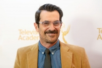 Ty Burrell arrives at the Montage Beverly Hills for the 2014 Performers Peer Group Primetime Emmy nominee reception.