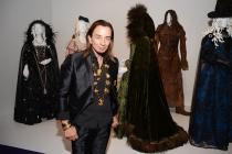 Designer Joseph A. Porro (Salem).