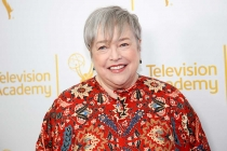 Kathy Bates arrives at An Evening with the Women of American Horror Story in Hollywood, California.