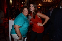 Kelley Dixon and Ryan Chase at the Picture Editors Nominee Reception in North Hollywood, California.
