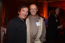 Ken Lameree and Jason B. Rosenfield at the Picture Editors Nominee Reception in North Hollywood, California.