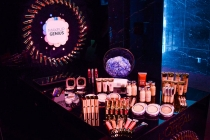The L'Oreal display at the Television Academy's 66th Emmy Awards Governors Ball Sneak Peek press preview.