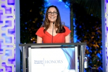 Lucia Gervino,Television Academy Honors Chair at the 2017 Television Academy Honors at the Montage Hotel on Thursday, June 8, 2017, in Beverly Hills, California.