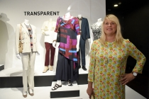 Marie Schley at the 10th Annual Art of Television Costume Design Exhibition opening at the FIDM Museum & Galleries on the Park on Saturday, July 30, 2015, in Los Angeles.