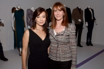 Actress Ming Na and costume designer Ann Foley of Marvel's Agents of S.H.I.E.L.D.
