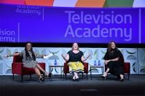 Eboni Nichols, Mandy Moore, Carrie Ann Inaba