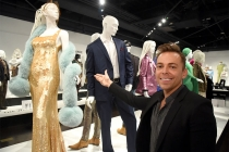 Pablo Nieddu at the 10th Annual Art of Television Costume Design Exhibition opening at the FIDM Museum & Galleries on the Park on Saturday, July 30, 2015, in Los Angeles.