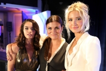 Paris Berelc, Tiffani Thiessen, Isabel May, 12th Television Academy Honors