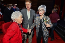 Rita Moreno and Charlotte Rae at The Power of TV: A Conversation with Norman Lear and One Day at a Time, presented by the Television Academy Foundation and Netflix in celebration of the Foundation's 20th Anniversary of THE INTERVIEWS: An Oral History Proj