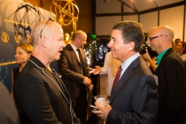 at the Directors Nominee Reception at the Directors Guild of America in West Hollywood, California.