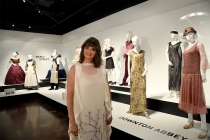 Television Academy governor Terry Ann Gordon at the 10th Annual Art of Television Costume Design Exhibition opening at the FIDM Museum & Galleries on the Park on Saturday, July 30, 2015, in Los Angeles.