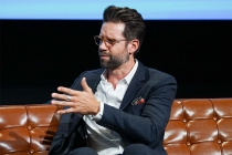 Todd Grinnell onstage at The Power of TV: A Conversation with Norman Lear and One Day at a Time, presented by the Television Academy Foundation and Netflix in celebration of the Foundation's 20th Anniversary of THE INTERVIEWS: An Oral History Project, on