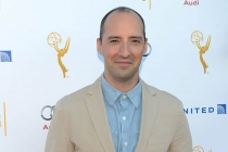 Tony Hale arrives at the Performers Peer Group nominee reception in West Hollywood.