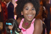 Trinitee Stokes at the Television Academy's Dynamic and Diverse event, August 25, 2016, at the Saban Media Center, North Hollywood, California.