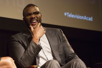 "Tyler Perry onstage at the Television Academy's first member event in Atlanta, ""A Conversation with Tyler Perry,"" at the Woodruff Arts Center on Thursday, May 4, 2017."